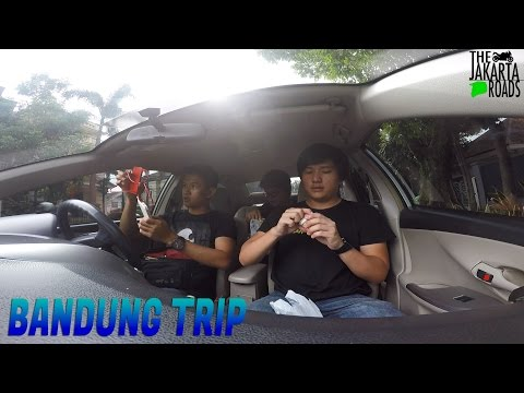 Bandung Trip (Part 1/2) - Morning Ride 0 Accident