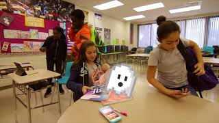 Using Kahoot! challenges and the app for homework - it