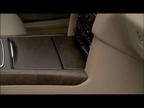 Interior new Mercedes-Benz E-Class E350 CDI 2010