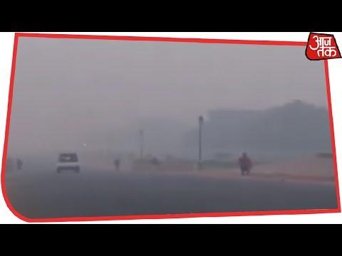 Air Quality Index At Dangerous Levels As Delhi Chokes Before Diwali