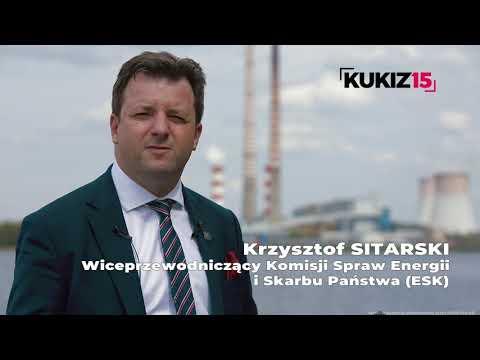 Krzysztof Sitarski, Kukiz 15. Negocjacje w sprawie Elektrowni Rybnik