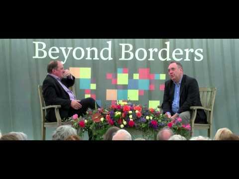 Beyond Borders Alex Salmond - The Dream That Never Dies - BBIF 2015