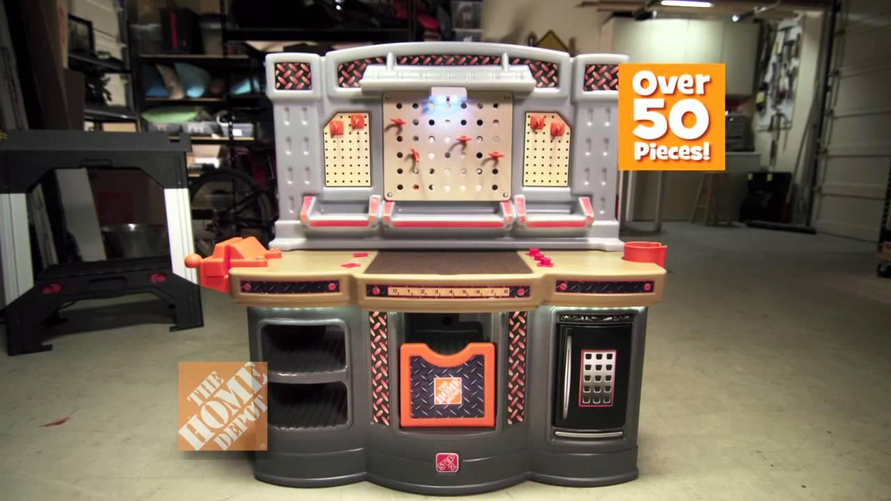 Toys r us home depot big builder workshop 2011 holiday for R home depot