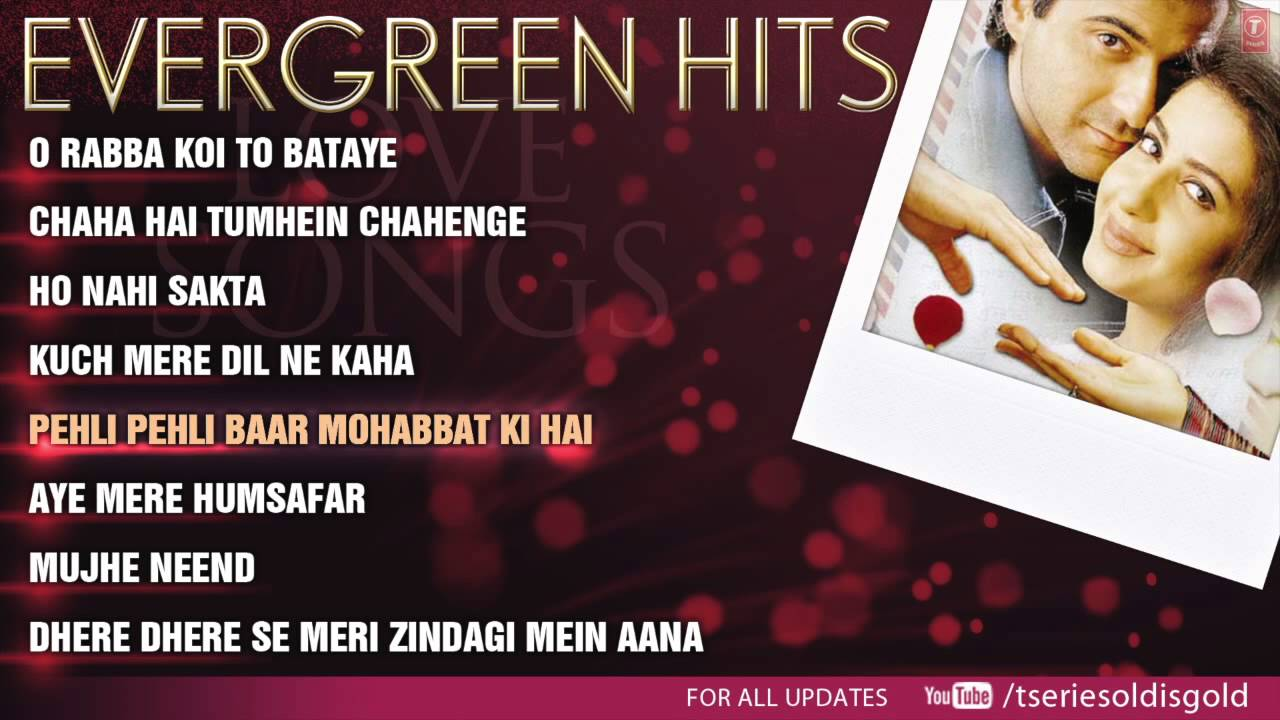 Hindi Romantic Songs | Jukebox | Evergreen Hits | Part - 1