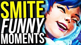 100% WIN RATIO! - SMITE FUNNY MOMENTS