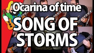 Zelda: Ocarina of Time - Song of Storms // Metal Cover