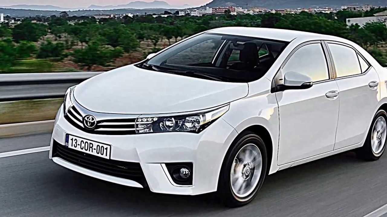 Novo Toyota Corolla 2015 Preview - YouTube