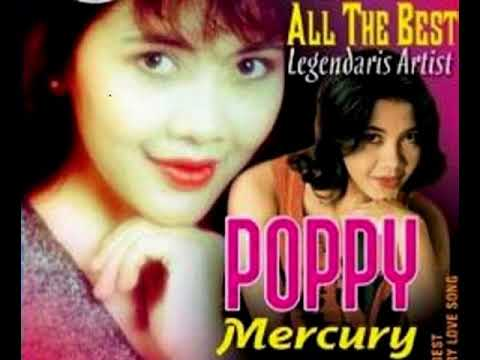 POPPY MERCURY THE BEST ALBUM (TEMBANG LAWAS INDONESIA)