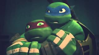 AMV - TMNT 2015 - Shut me up
