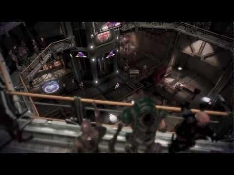 Mass Effect 3: Omega Official Trailer (Single-Player DLC)
