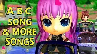 ABC Car Song & More Songs | Kids Songs | Nursery Rhymes | Baby Songs | Children Songs