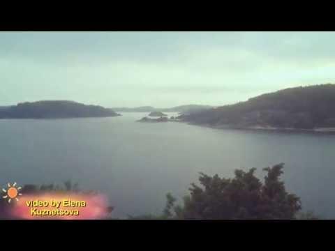 Дальнобой по Скандинавии Выгрузка на островах (Швеция), Самый короткий рейс за всю вахту