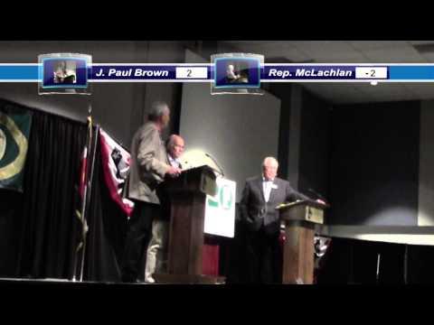 Rep. McLachlan's major fail not knowing CO's gun laws