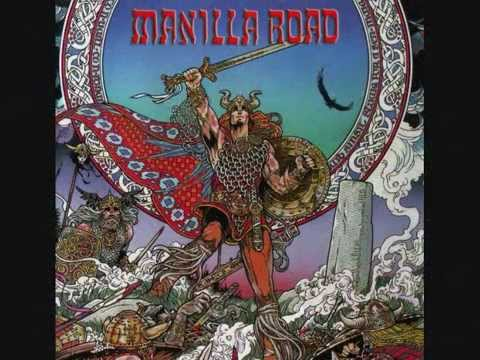 Manilla Road - Venusian Sea