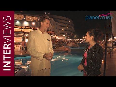 Azamara Journey Cruise Director, Eric De Gray Interview | Planet Cruise