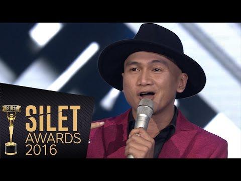 """Anji """"Dia - One Call Away I Silet Awards 2016"""
