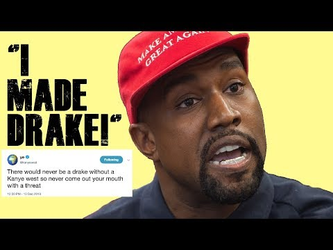 Kanye West EXPLODES on Drake MP3