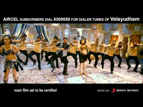 Velayudham Official Trailer video