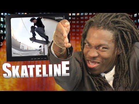SKATELINE - Shane Oneill April, Yuto Horigome Pro, Mark Suciu, Daewon Song, Aurelien Giraud, El Toro
