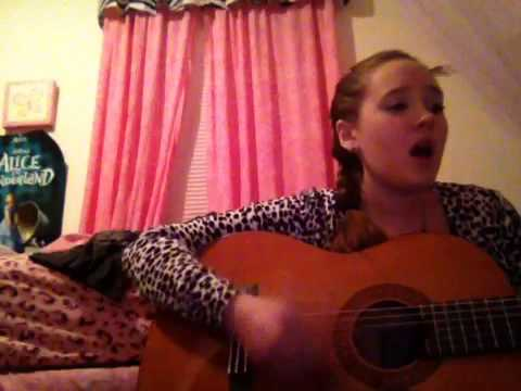 Give me love Ed Sheeran cover by Chloe Courtney