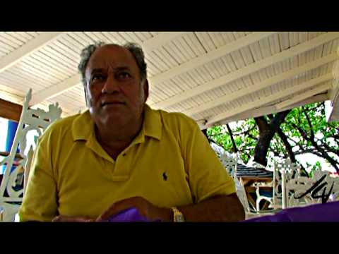 Mr Rance - owner FDR Resort &amp; Pebbles Resort - Jamaica
