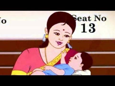 Hindi Rhymes | Chunnu Munnu Ki Kavitayen | HD