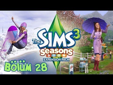 Sims 3 Oynuyoruz! - Bölüm 28 - Genç Kız Odasıymış