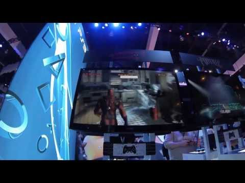 Deadpool Game Play E3 Expo 2013
