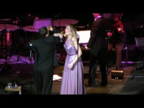 Paul Potts and Natasha Marsh One Chance Tour