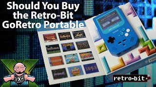 Should You Buy the Retro Bit GoRetro Portable Gaming System Featuring Tetris, Mega Man & More