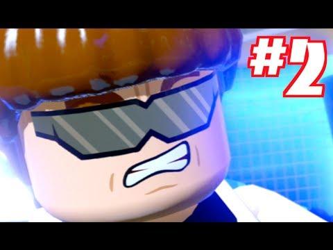 LEGO MARVEL SUPER HEROES - Gameplay Walkthrough #2: Time Square Off vs Dr. Octopus (PS3. 360. Wii U)
