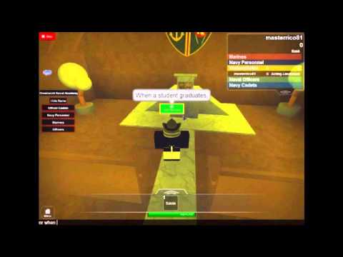 [Roblox TGNB] Greenwich academy (full video) - 01/16/2014