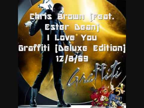 Chris Brown (Feat. Ester Dean) I Love You Video