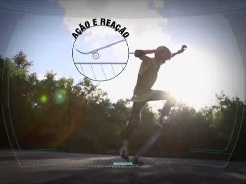 Skate - Ação e Reação   Ciência em Quadro