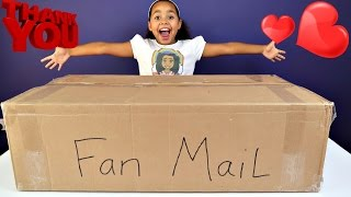 GIANT SURPRISE  PO BOX FAN MAIL OPENING - Toy Opening
