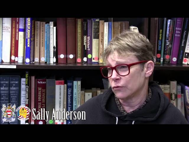 Sally Anderson Tells her Stafford Story
