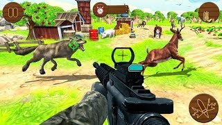 Animals Shooter 3D: Save the Farm