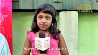 Shrisha At Kadha Solla Porom Movie Teaser Launch