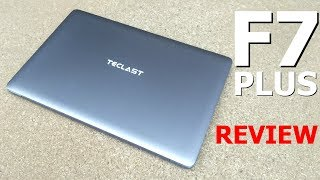 Teclast F7 Plus Unboxing & Full Review — Is This The Best Laptop Under $350?