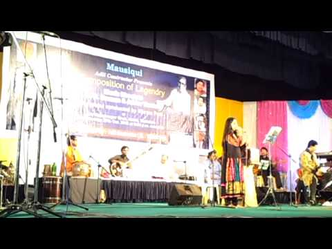 TUMHE DEKHTI HOON BY ANITA PANDIT (SAJDA GROUP LEADER)X-FACTOR...