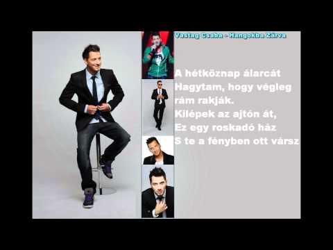 Vastag Csaba - Hangokba Zárva (lyrics) [HD]