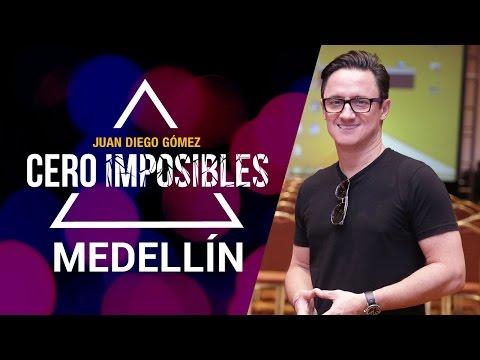 Cero Imposibles - Medellín / Programa de PNL Juan Diego Gómez