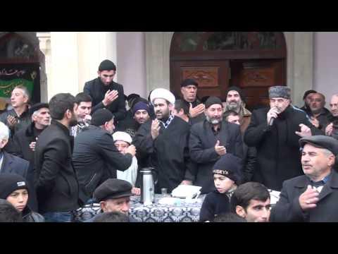 Nardaranpiri: Nardaranda Aşura Günü Hacı Yaşar Cahid qeyrəti Din Xətərdədir(yeni) 04.11.2014. video