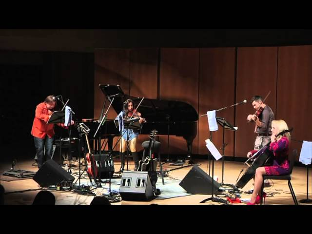 "ETHEL Performs Judd Greenstein's ""Octet 1979"" at Pick-Staiger Concert Hall"