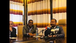 PM Abiy Responds To a Question Raised Members Of The Defense Force