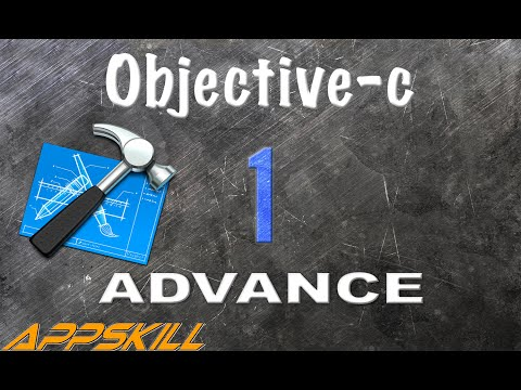 Objective-C ADVANCE. Лекция 1. IOS, MVC, Objective-C