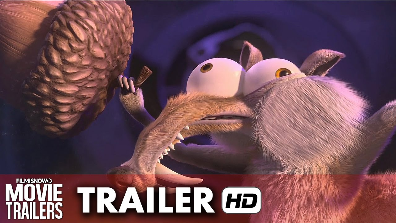 Ice Age: Collision Course Official Trailer - Animation Movie [HD]