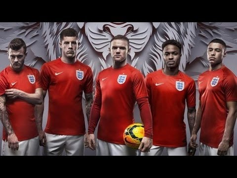 World Cup 2014: A Look at the England Squad