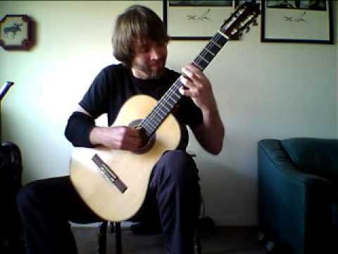 Giulio Regondi - Etude No. 1 - Joseph Palmer