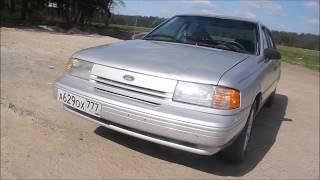 Блог перекупа: Ford Tempo готов к продаже